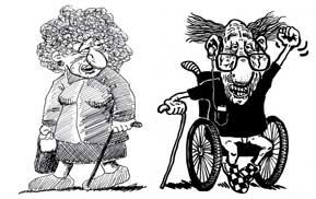 Karikaturen von Andreas Güttel
