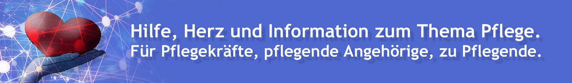 Hilfe, Herz und Information