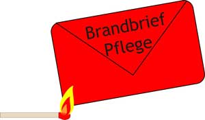 Brandbrief-Pflege