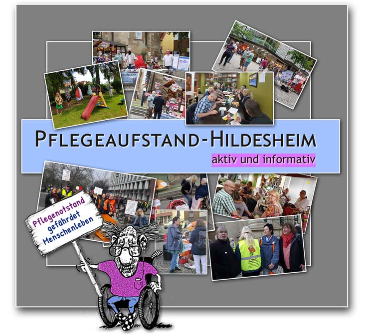 Pflegeaufstand-Hildesheim